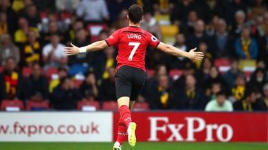 Premier League, gol da record: Long firma la rete più veloce della storia