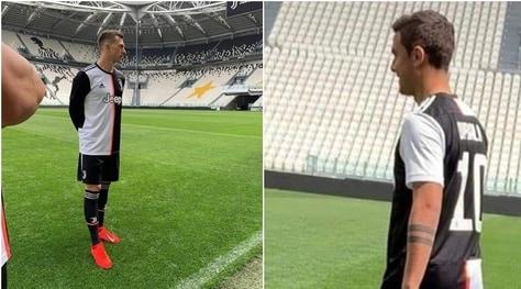 Maglia Juve, nuove indiscrezioni e la foto con Dybala e Bernardeschi...