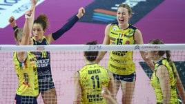Volley: A1 Femminile, Conegliano è la prima finalista scudetto