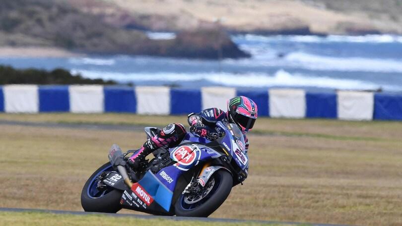 Sbk, Lowes: «Amo le moto, ma ho imparato a godermi la vita»
