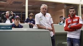 MotoGp, Schwantz: «Solo Marquez può perdere il mondiale»