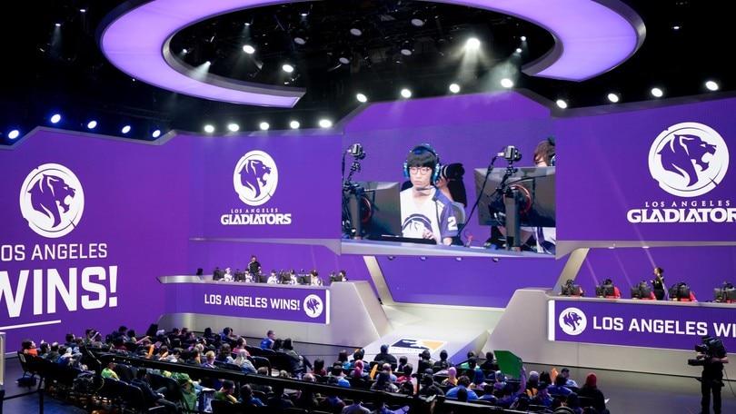 Overwatch League: LA Gladiators in testa alla classifica
