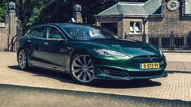 Tesla, arriva l'upgrade di Model S e Model X