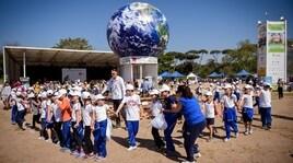 Con MSP il golf è per tutti, appuntamento con l'Earth Day a Villa Borghese