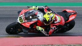 SuperBike, la Ducati in pista a Imola per i test