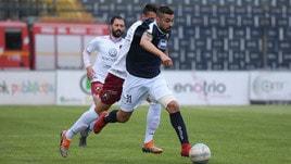 Calciomercato Cavese, Nunziante rinnova fino al 2022