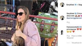 Totti, il commento sui social scatena i tifosi: «Ilary è incinta?»