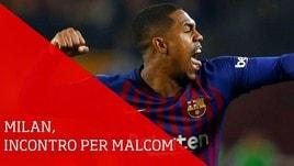 Milan, nel mirino c'è Malcom