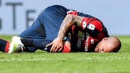 Serie A Genoa, Sturaro operato al crociato