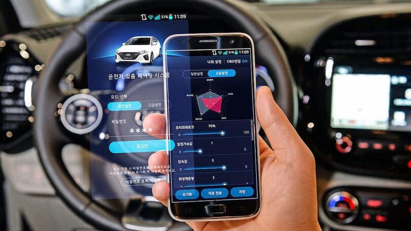 Hyundai e Kia, lo smartphone imposta le elettriche