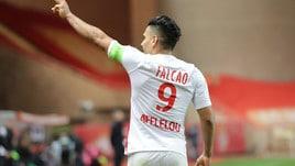 Ligue 1: rimonta Monaco con Falcao