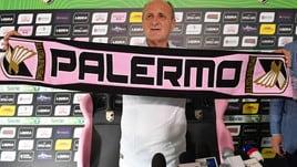 Serie B Palermo, ecco Delio Rossi: «Sono qui per un debito di riconoscenza»