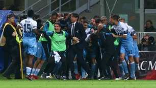Lazio, è festa grande a San Siro!