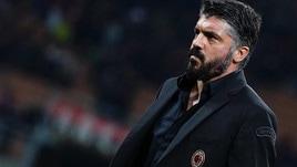 Milan, Gattuso: «Abbiamo fatto una figuraccia»