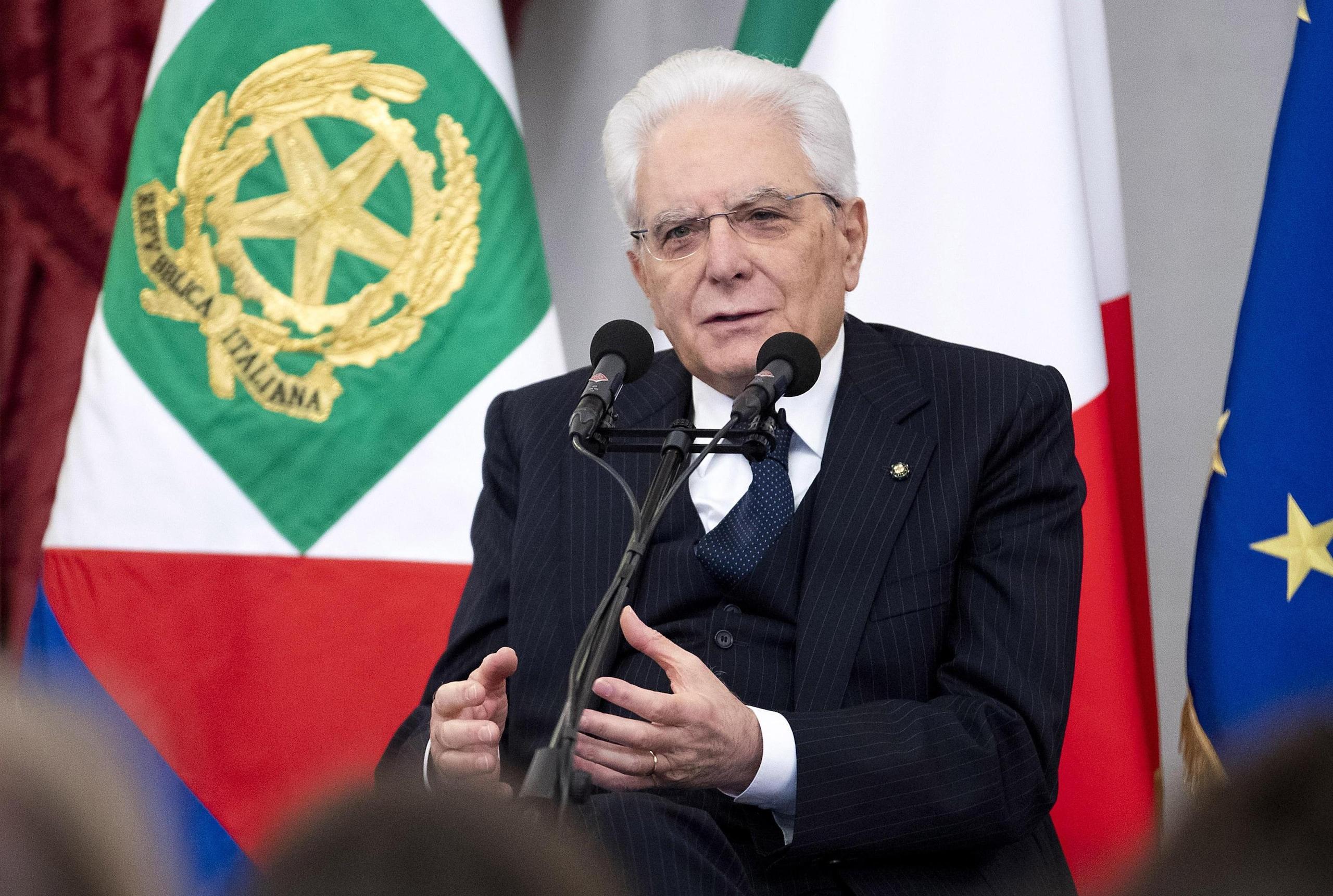 25 aprile:Mattarella, ritorno a libertà