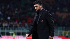 Milan: Leonardo e Maldini a confronto con la squadra, futuro incerto per Gattuso