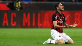 Milan, pessime notizie per Calabria: stagione finita