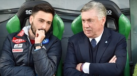 Ancelotti jr: «Nessun fallimento, ma il Napoli va rinforzato»