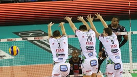 Volley: Superlega, la prima finalista-scudetto è Civitanova