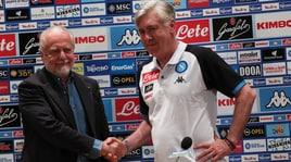 Napoli, ecco la lista di De Laurentiis e Ancelotti
