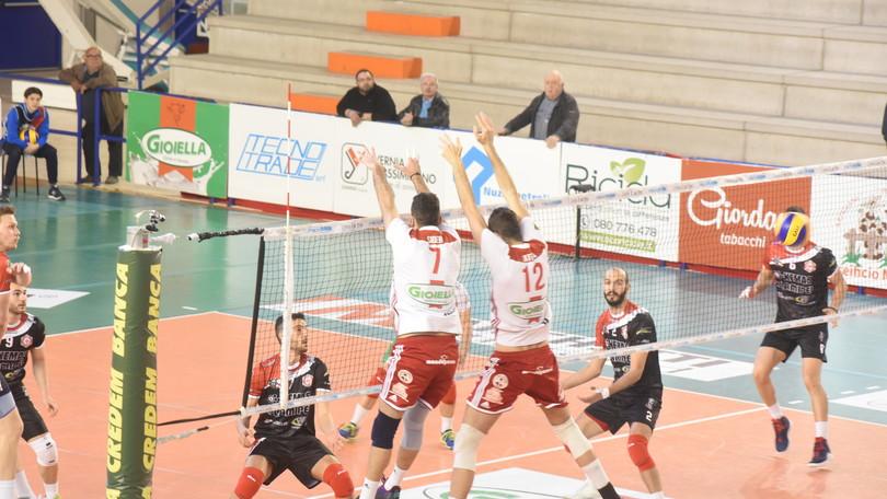 Volley: Play Off A2 Maschile, è Santa Croce che va avanti