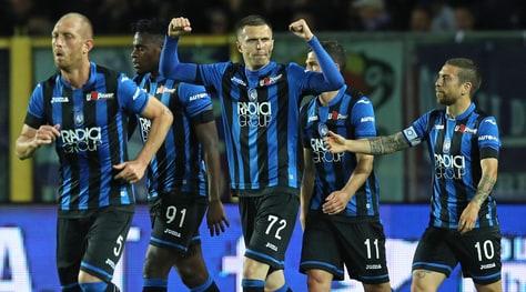 Coppa Italia, Atalanta-Fiorentina 2-1: Gasperini in finale con la Lazio