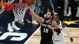 NBA Playoff: gli Spurs di Belinelli portano Denver a gara 7