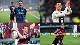 Tutte le probabili formazioni della 34ª giornata di Serie A