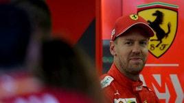 F1 Ferrari, Vettel: «In Azerbaigian cambiamo la rotta»