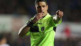 Serie A, Roma-Cagliari a Manganiello. Banti per Inter-Juventus