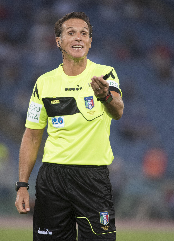 Serie A: Banti arbitra Inter-Juventus