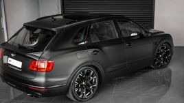 Le foto della Bentley Bentayga by Khan Design