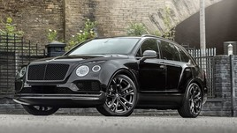 Bentley e Kahn Design: ecco la Bentayga Centenary Edition