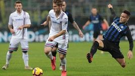 Serie A Sampdoria, lavoro individuale per Andersen
