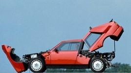 Lancia Delta S4 Stradale, all'asta per un milione