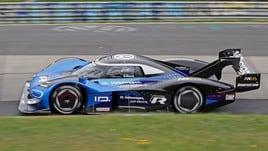 Volkswagen ID R, al via i test sul circuito del Nurburgring