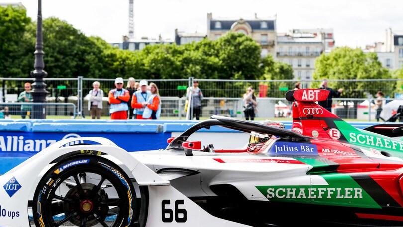ePrix di Parigi, come seguire la gara in TV TV