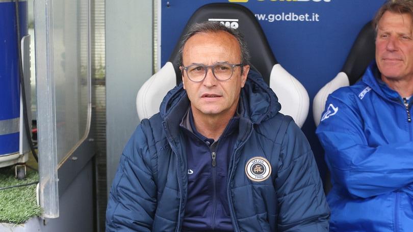 Serie B Spezia, Marino: «Ci attendono quattro finali»