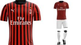 Milan, è questa la nuova maglia?