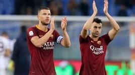 Roma, El Shaarawy: «Con Dzeko tutto risolto. Futuro? A fine stagione»