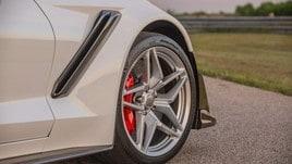 Hennessey, Corvette: tuning da 1.200 CV