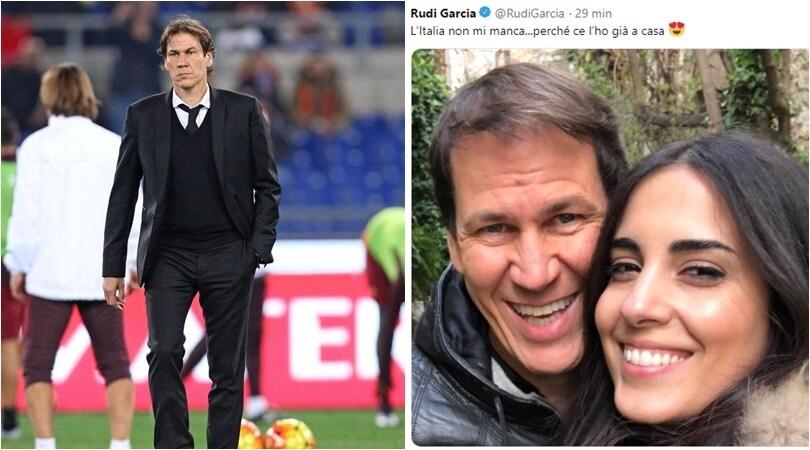 Rudi Garcia: «Io al Milan? Ora penso al Marsiglia»