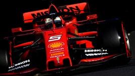 F1 Ferrari, Vettel: «Le qualifiche saranno serrate»