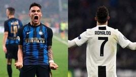 Diretta Inter-Juventus ore 20.30: le probabili formazioni e come vederla in tv
