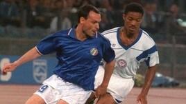 Addio a Jimmy Banks: sfidò l'Italia ai Mondiali, non giocò mai a calcio