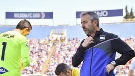 Serie A Sampdoria, Giampaolo: «Cerchiamo un salto di qualità su tutti i fronti»