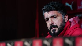 Milan, Gattuso: «Ci manca l'anima. Razzismo? Roba da 1800»