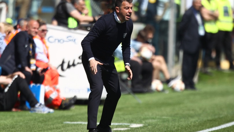 Serie A Parma, D'Aversa: «Vincere con il Chievo ci avvicinerebbe alla salvezza»