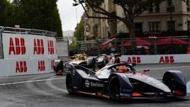 ePrix Parigi: Frijns vince nel caos