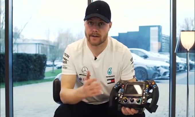 F1: Bottas pole in Azerbaijan, terzo Vettel